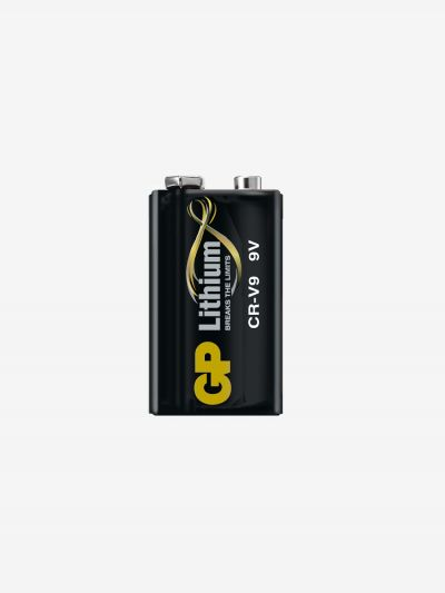 Litiumbatteri 9V, GP Batteries
